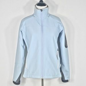 Columbia Light Blue titanium waterproof size Small